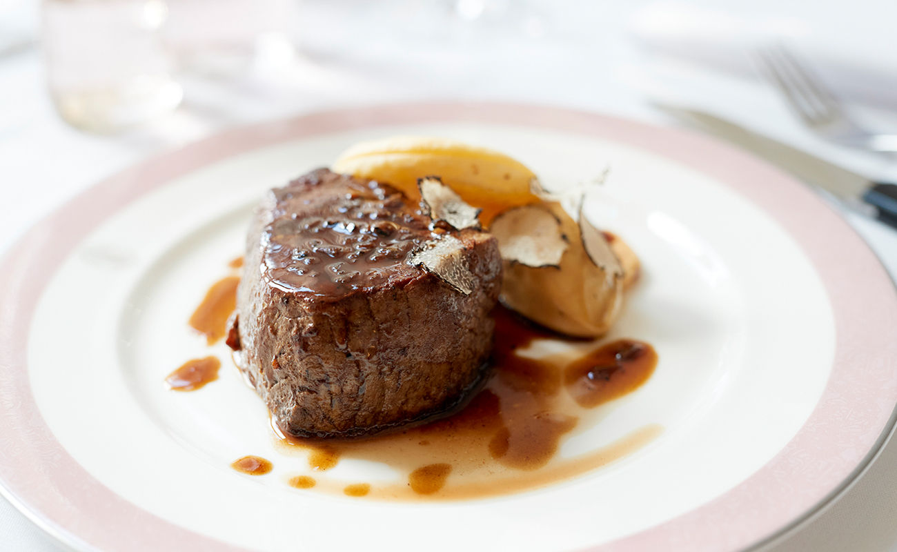 Steak restaurants in Manchester - Rosso Manchester