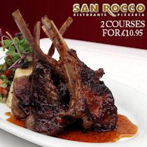 San Marco Italian Restaurant Manchester