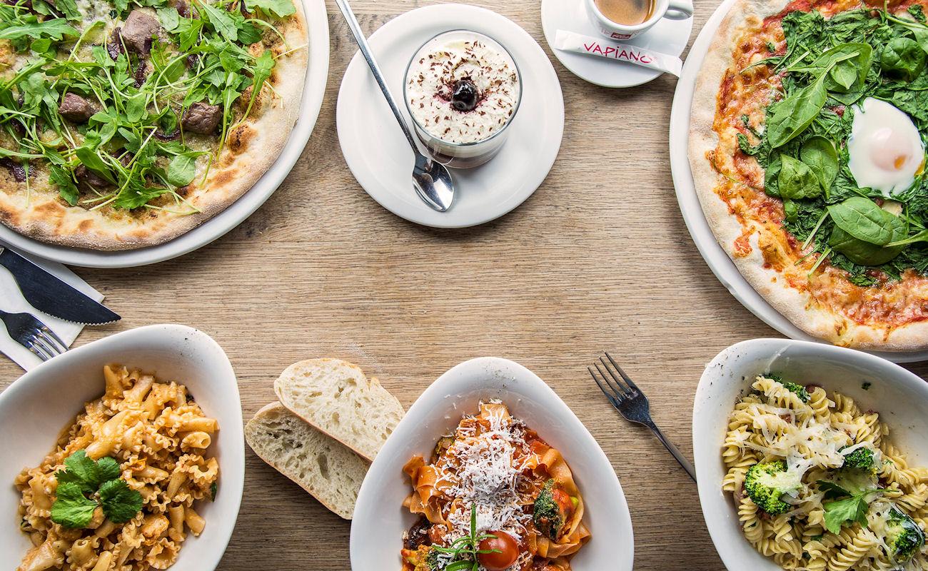 Manchester Restaurants ~ Vapiano Manchester