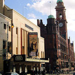 Restaurants near Manchester Palace Theatre