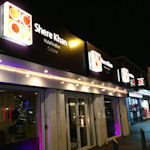 Rusholme Restaurants on The Curry Mile Manchester