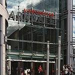 Restaurants near the shops in Manchester