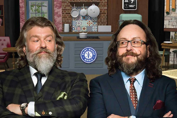 Manchester Theatres - The Hairy Bikers