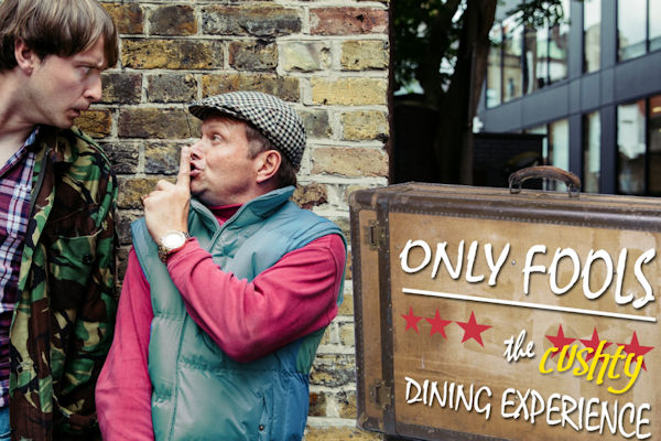 Manchester Theatres - Only Fools The Cushty Dining Experience