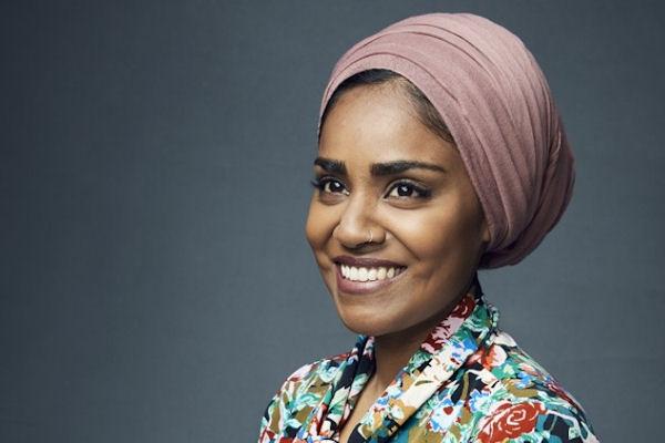 Nadiya Hussain live in Manchester