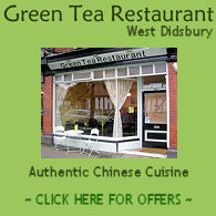 Green Tea Chinese Restaurant Didsbury