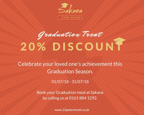 Graduation 2018 ~ Sakana