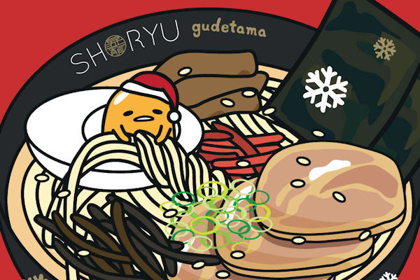 Christmas Restaurants in Manchester - Shoryu Ramen
