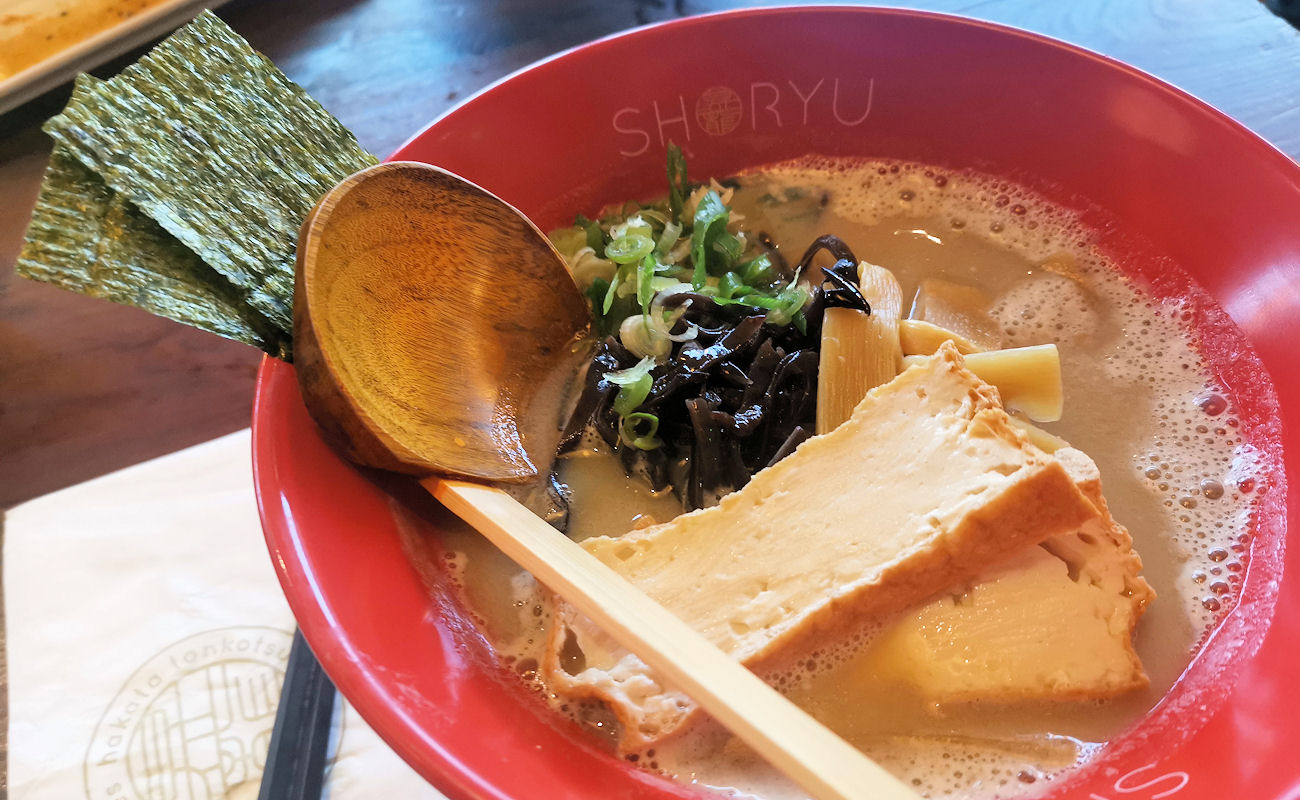 Shoryu Ramen Manchester Review