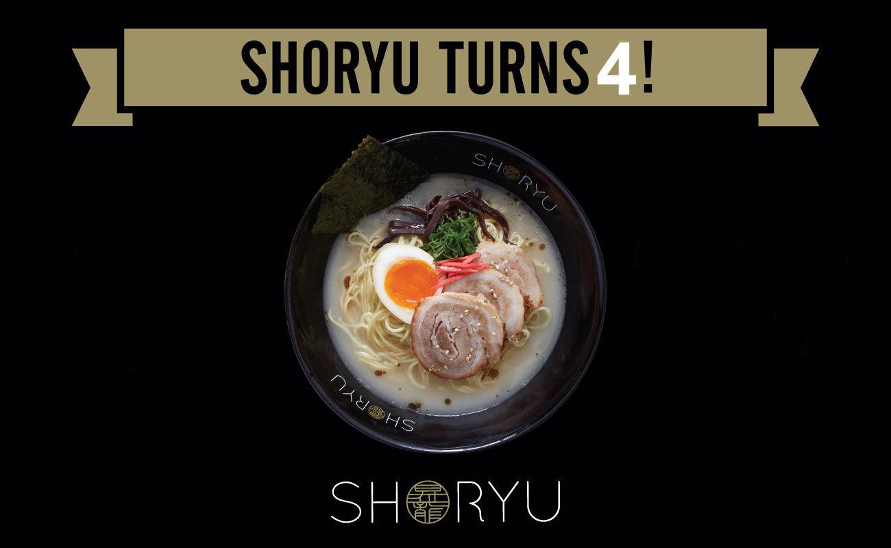 Manchester restaurants - Shoryu Manchester