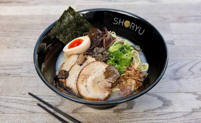 Manchester Restaurants ~ Shoryu Ramen