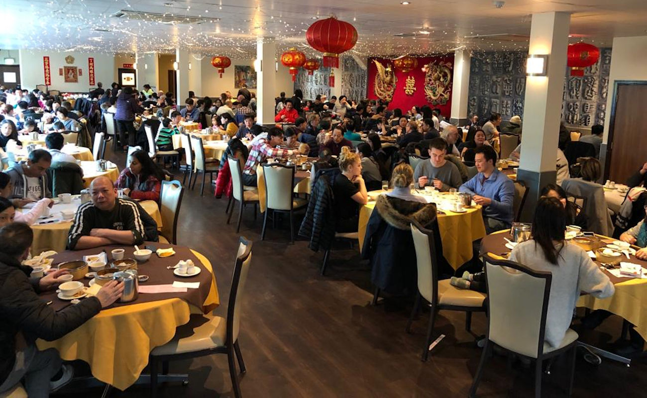 Restaurants near Manchester Apollo - Tai Pan Manchester