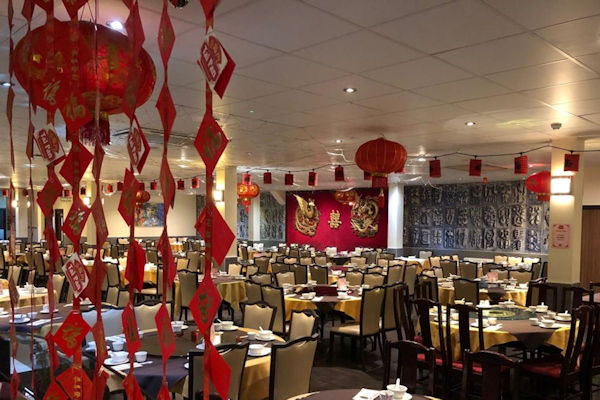 Vegan restaurants Manchester - Tai Pan