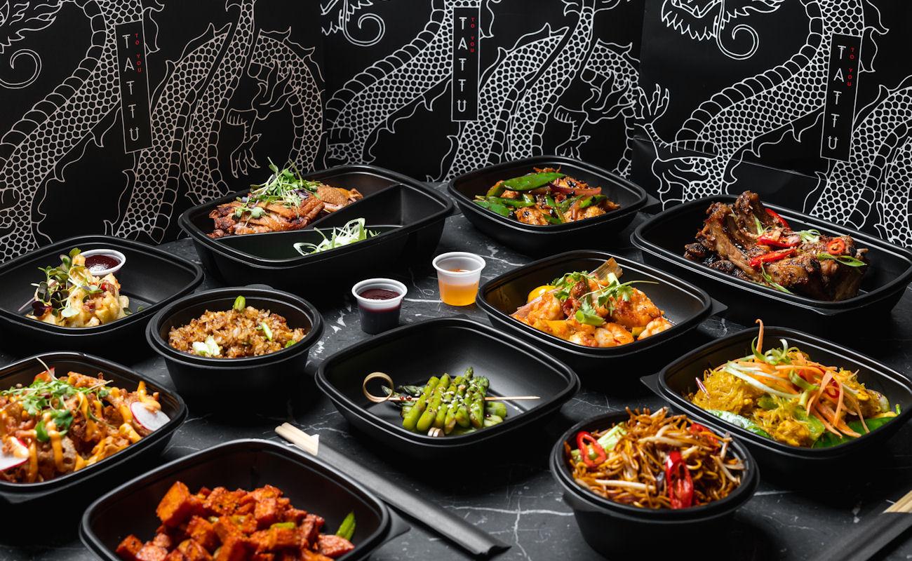 Manchester restaurants - Tattu Manchester