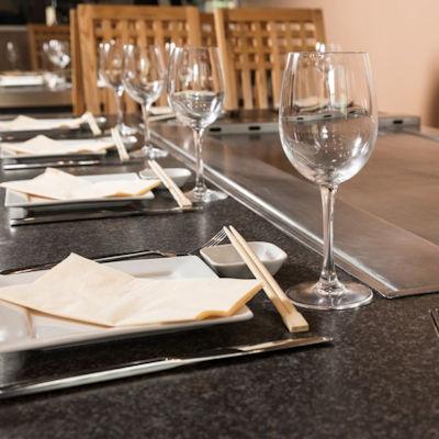 Best Chinatown restaurants - Teppanyaki Chinatown Manchester