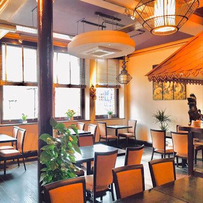 Best Chinatown restaurants - Try Thai Manchester