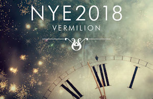 Manchester Bars New Year's Eve ~ Vermilion Manchester
