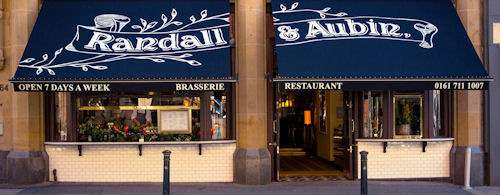 Restaurants near Royal Exchange Manchester - Randall & Aubin Manchester