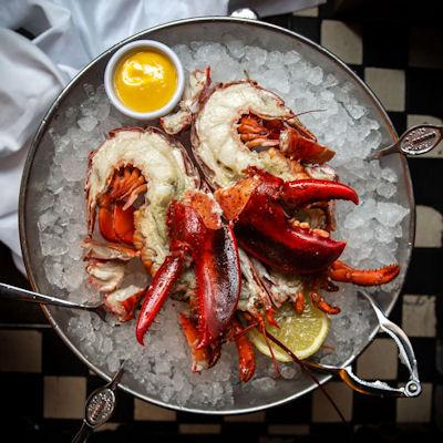 Best British Restaurants Manchester - Randall & Aubin Manchester