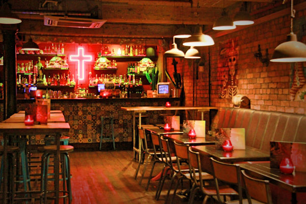 Northern Quarter Restaurants - El Capo