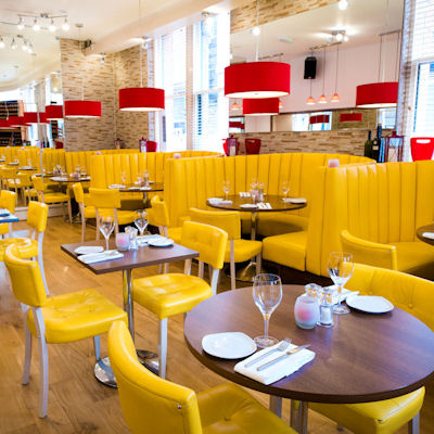 Best Spanish Restaurants in Manchester - La Bandera Manchester