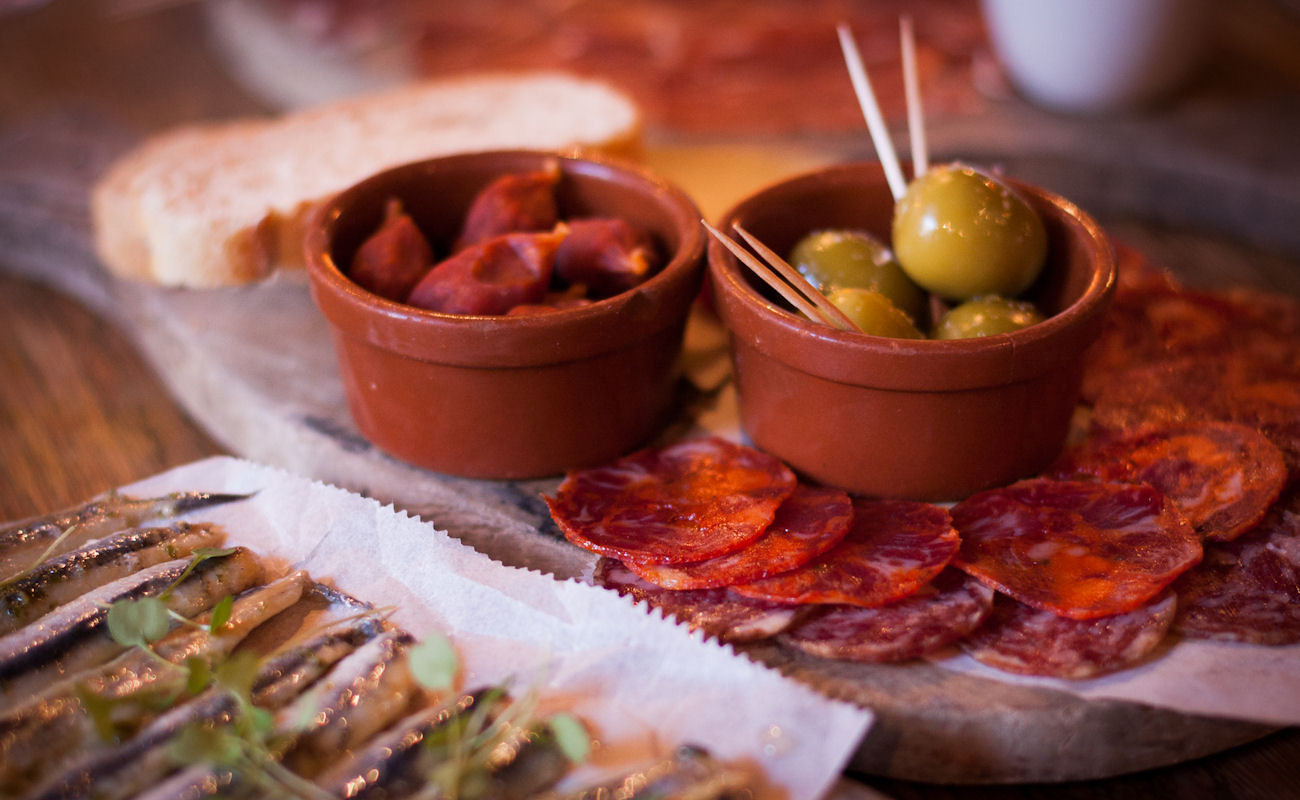 Spanish restaurants in Manchester ~ La Vina Manchester