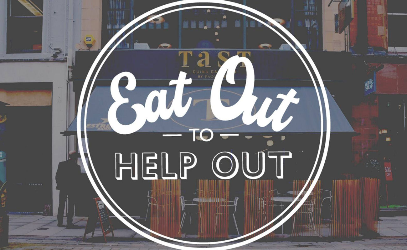 Eat Out to Help Out Manchester restaurants