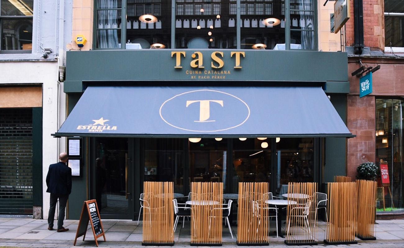 Tast Restaurant Manchester