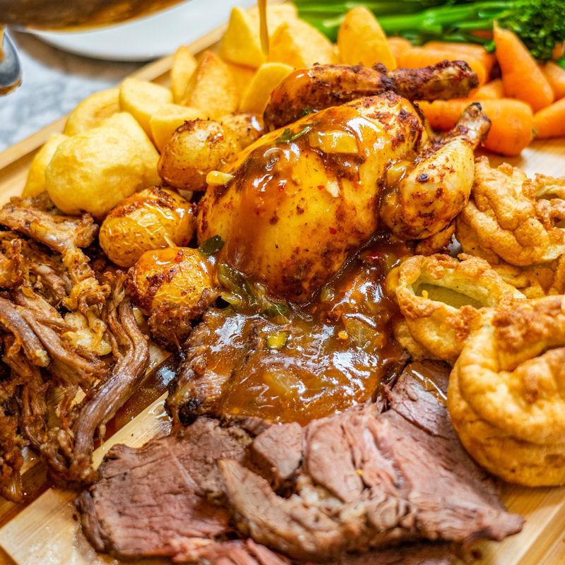 Manchester restaurants - Sunday lunch in Manchester