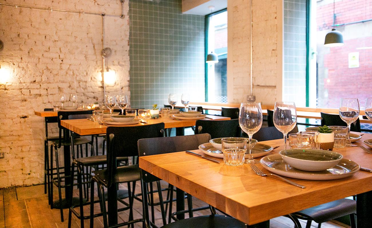 New restaurants in Manchester ~ Bab