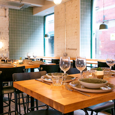 Northern Quarter Restaurants - BAB