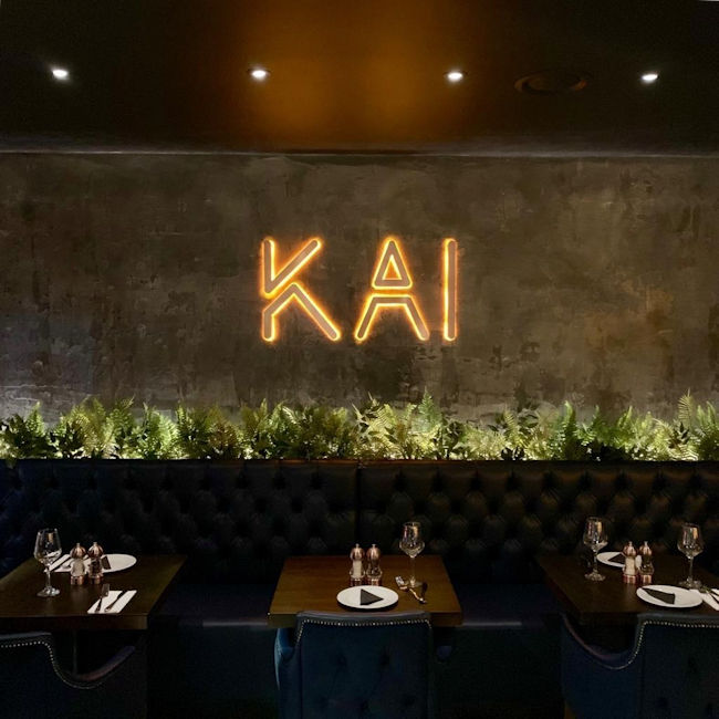 Kai Restaurant Manchester Review