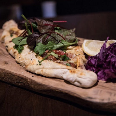 vegan restaurants in Manchester - Kai